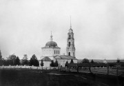 Церковь Благовещения Пресвятой Богородицы - Ферапонт - Буйский район - Костромская область