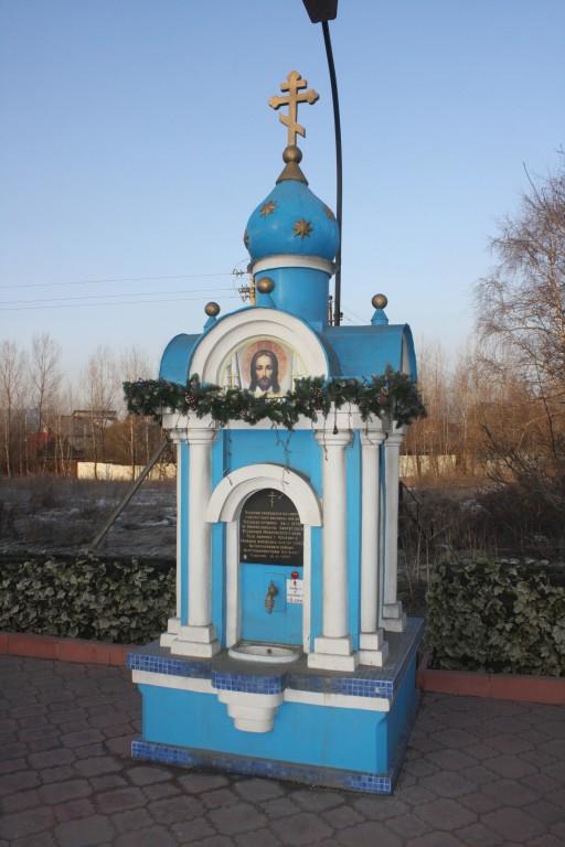 Неизвестная часовня, Новодрожжино