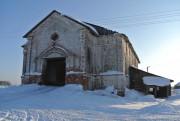 Церковь Александра Невского - Воскресенское (Пунема) - Вожегодский район - Вологодская область