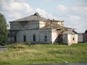 Церковь Николая Чудотворца - Бекетовская - Вожегодский район - Вологодская область