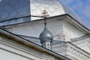 Церковь Воскресения Христова - Огибалово - Вожегодский район - Вологодская область
