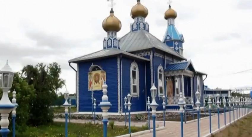 Церковь Благовещения Пресвятой Богородицы, Новокиевский Увал