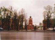 Ново-Алексеевский женский монастырь - Москва - Центральный административный округ (ЦАО) - г. Москва