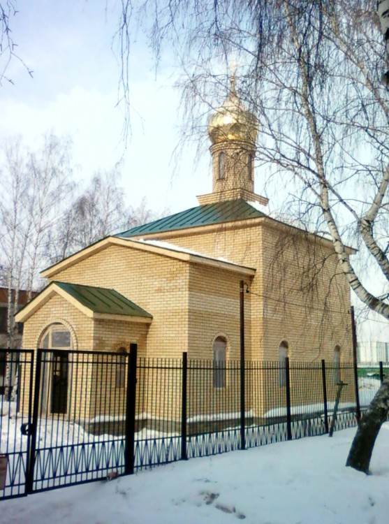 Церковь Пантелеимона Целителя при Автозаводском детском доме-интернате, Нижний Новгород