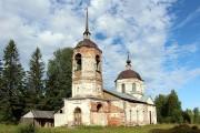 Церковь Успения Пресвятой Богородицы - Михалёво - Нейский район - Костромская область