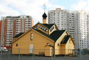 Церковь Луки (Войно-Ясенецкого) в Марьинском парке - Москва - Юго-Восточный административный округ (ЮВАО) - г. Москва