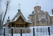 Церковь Георгия Победоносца - Эжва - г. Сыктывкар - Республика Коми