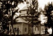 Церковь Воскресения Христова - Жадро - Опочецкий район - Псковская область