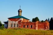 Церковь Рождества Христова - Ныкола (Погост) - Холмогорский район - Архангельская область
