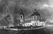Церковь Введения во храм Пресвятой Богородицы - Горки - Новосокольнический район - Псковская область