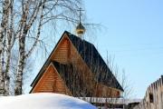 Церковь Сошествия Святого Духа - Студенец - Усть-Вымский район - Республика Коми