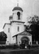 Церковь Спаса Преображения - Ям-Тёсово - Лужский район - Ленинградская область