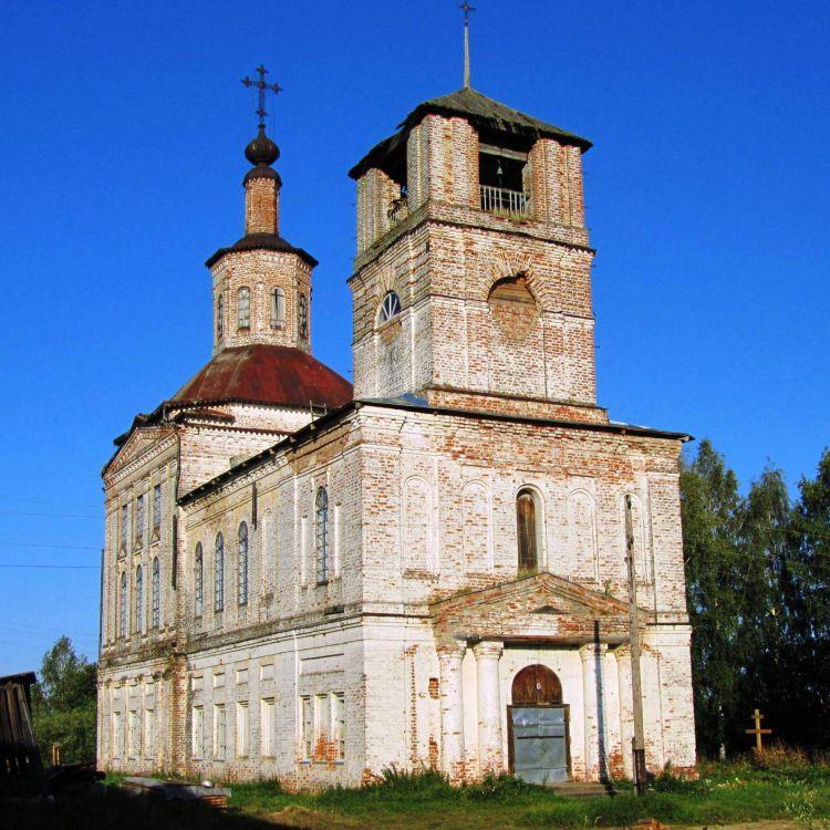 Церковь Димитрия Солунского, Тимошино (Семёновская 1-я)