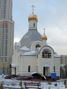 Церковь Входа Господня в Иерусалим в Бирюлево - Москва - Южный административный округ (ЮАО) - г. Москва