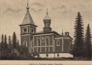 Валаамские острова. Спасо-Преображенский Валаамский монастырь. Предтеченский скит