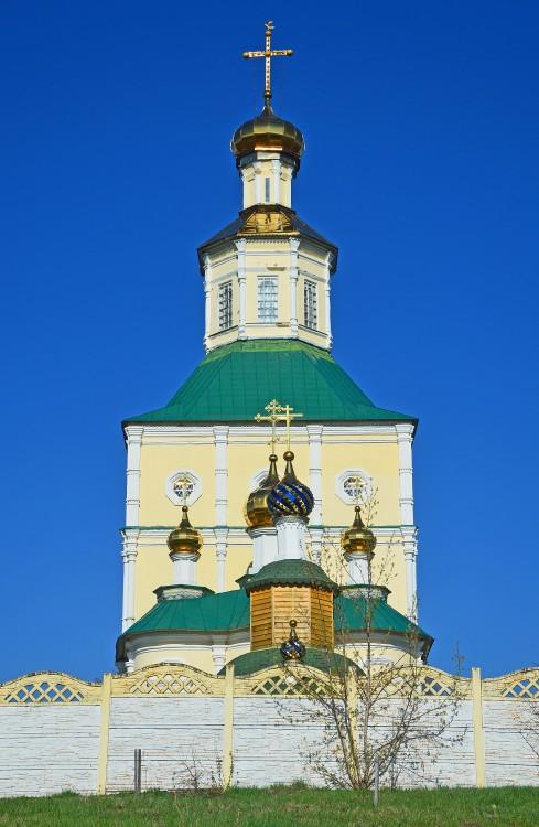 Иоанно-Богословский Макаровский мужской монастырь. Собор Иоанна Богослова, Макаровка