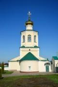 Макаровка. Иоанно-Богословский Макаровский мужской монастырь. Церковь Михаила Архангела