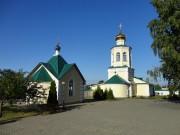 Макаровка. Иоанно-Богословский Макаровский мужской монастырь. Неизвестная надкладезная часовня