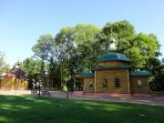 Макаровка. Иоанно-Богословский Макаровский мужской монастырь. Ближний скит