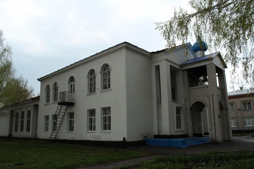 Церковь Димитрия Солунского, Новая Малыкла