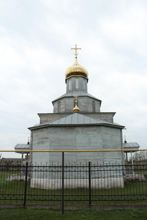 Церковь Серафима Саровского, Новочеремшанск