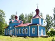 Церковь Тихвинской иконы Божией Матери - Малое Фоминское - Весьегонский район - Тверская область