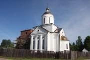 Церковь Смоленской иконы Божией Матери - Тешилово - Конаковский район - Тверская область