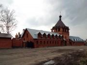 Михаило-Архангельский женский монастырь - Комаровка - Ульяновский район - Ульяновская область