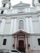 Будапешт. Успения Пресвятой Богородицы, кафедральный собор