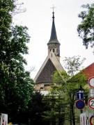 Прага. Благовещения Пресвятой Богородицы, церковь