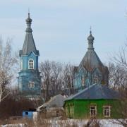 Церковь Рождества Христова - Рождественское - Рассказовский район и г. Рассказово - Тамбовская область