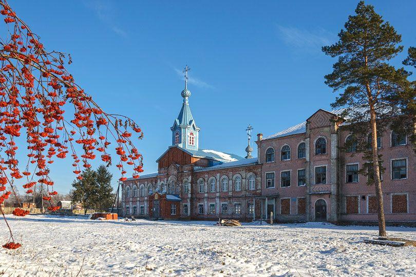 Домовая церковь Екатерины, Рассказово