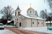 Церковь Троицы Живоначальной - Городок - Городокский район - Беларусь, Витебская область