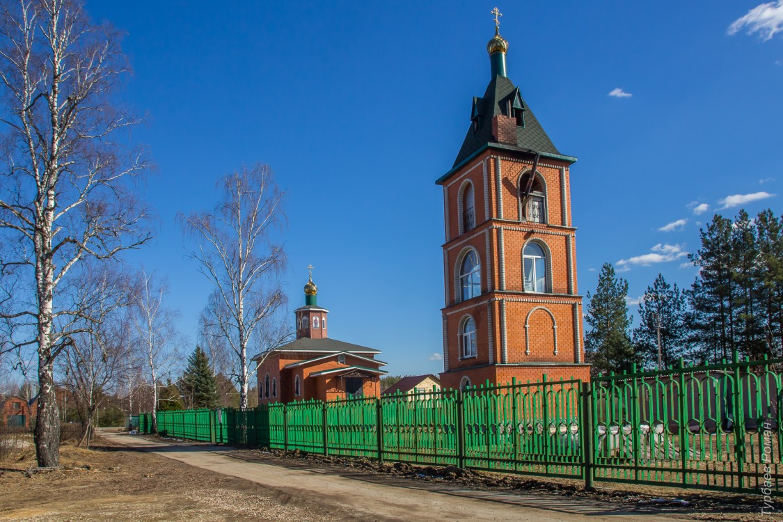 Церковь Серафима Саровского, Юркино