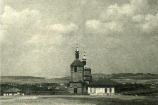 Церковь Успения Пресвятой Богородицы, Вихлянцевский