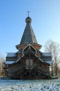 Храм-часовня Космы и Дамиана - Плутково - Калязинский район - Тверская область