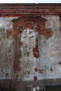 Неизвестная часовня на городском (Володарском) кладбище - Сольцы - Солецкий район - Новгородская область