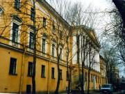 Церковь Двенадцати Апостолов  при Духовной Академии - Санкт-Петербург - Санкт-Петербург - г. Санкт-Петербург