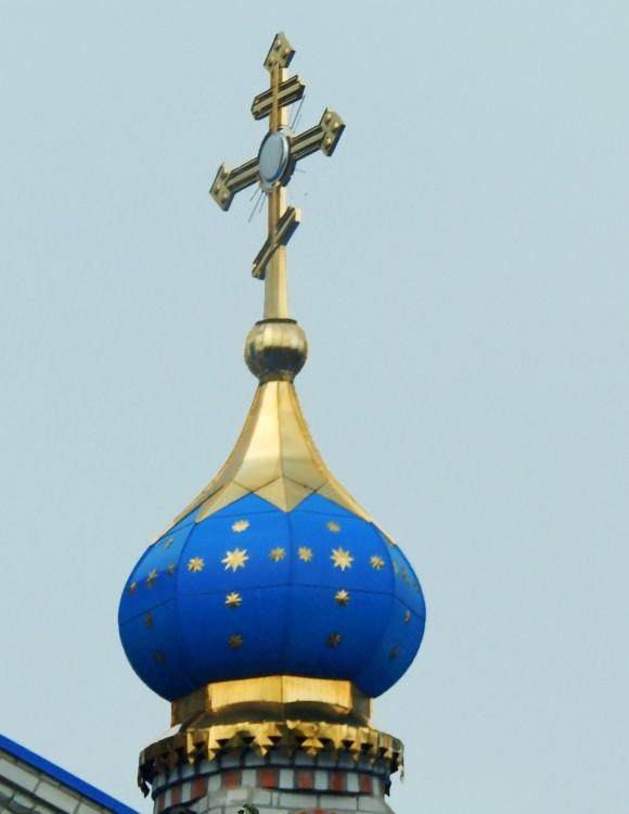 Церковь Рождества Пресвятой Богородицы, Кисляковская