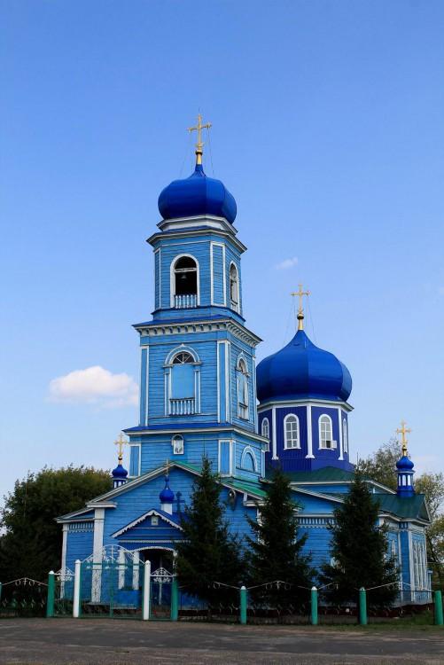 Церковь Вознесения Господня, Атяшево