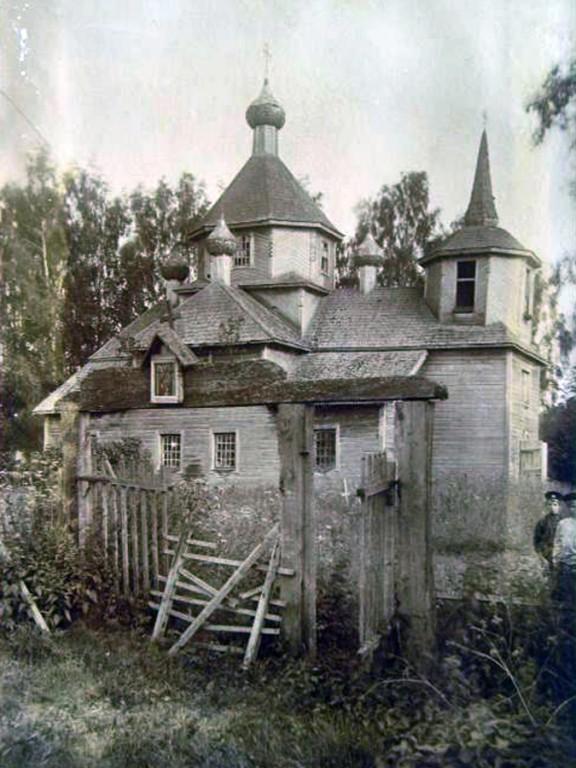 Церковь Сретения Господня, Бельково