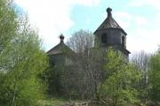 Церковь Георгия Победоносца - Каргиничи (Сергиевское), урочище - Подпорожский район - Ленинградская область