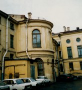 Церковь Власия, Епископа Севастийского в доме графа Воронцова-Дашкова - Санкт-Петербург - Санкт-Петербург - г. Санкт-Петербург