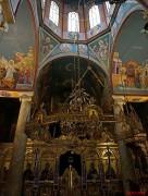 Салоники (Θεσσαλονίκη). Мужской монастырь Феодоры Солунской (Фессалоникийской). Церковь Феодоры Солунской