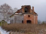 Неизвестная церковь - Исады - Некрасовский район - Ярославская область