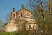 Церковь Покрова Пресвятой Богородицы - Курганы - Бежецкий район - Тверская область