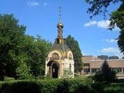 Часовня Покрова Пресвятой Богородицы и Георгия Победоносца - Луганск - г. Луганск - Украина, Луганская область