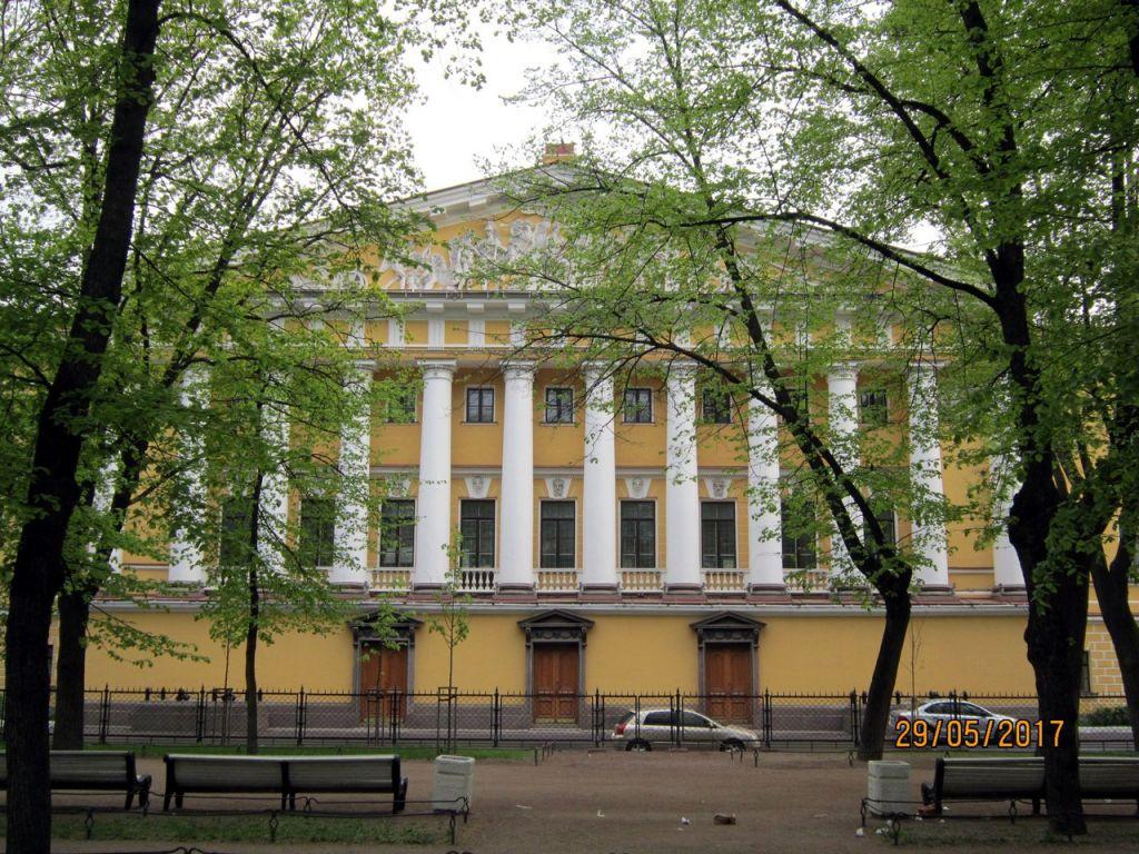 Собор Спиридона Тримифунтского при Главном Адмиралтействе, Санкт-Петербург