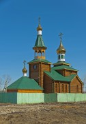 Церковь Серафима Саровского - Курган - г. Курган - Курганская область