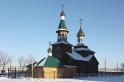 Курган. Серафима Саровского, церковь
